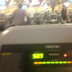 Photo taken at 24 Hour Fitness by D_ on 4/22/2013