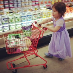 Photo taken at Trader Joe's by Candice C. on 7/9/2014