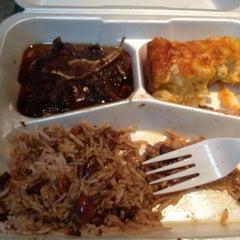 Photo taken at Taste Of Jamaica by Angela H. on 10/1/2012