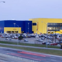 Photo taken at IKEA by Paul B. on 11/18/2012