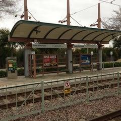 Photo taken at Bush Turnpike Station (DART Rail) by Joel W. on 2/11/2013