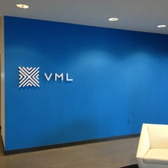 Photo taken at VML by Nathan J. on 7/1/2014