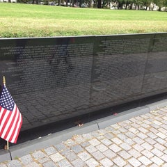Photo taken at Vietnam Veterans Memorial by Jason K. on 10/19/2013