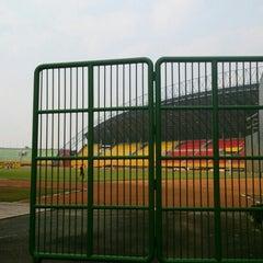 Photo taken at Jakabaring Sport City (JSC) by Asta J. on 8/28/2015