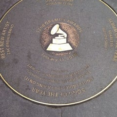 Photo taken at The GRAMMY Museum by Karolyn W. on 4/13/2013