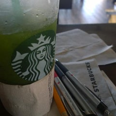 Photo taken at Starbucks by Andrian N. on 8/15/2014