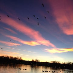 Photo taken at Washington Park by DUNN T. on 11/25/2012