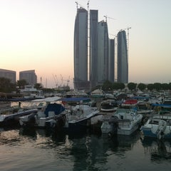Photo taken at The Yacht Club نادي اليخوت by El Y. on 10/2/2012
