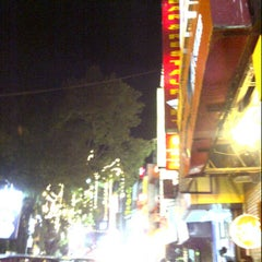 Photo taken at Defence Colony Market by Soorjaneel C. on 11/10/2012
