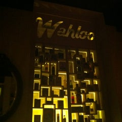 Photo taken at Andy Wahloo by Sacha W. on 12/1/2012