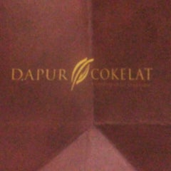 Photo taken at Dapur Cokelat by monalisa on 8/22/2013