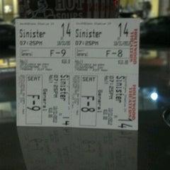 Photo taken at Regal Cinemas SouthGlenn 14 by Karen B. on 11/1/2012