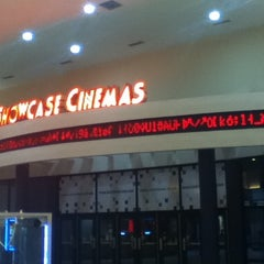 Photo taken at Showcase Cinemas by Verónica R. on 2/19/2013