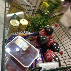 Photo taken at Supermercados Nacional by Paola Y. on 2/9/2013