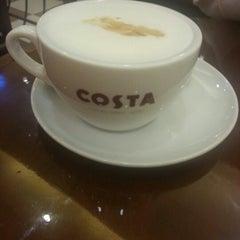 Photo taken at Costa Coffee by Nikhil M. on 4/8/2013
