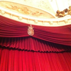 Photo taken at Salzburger Marionettentheater by Silvia M. on 8/4/2014