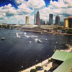 Photo taken at Tampa Convention Center by Danielle H. on 7/5/2013