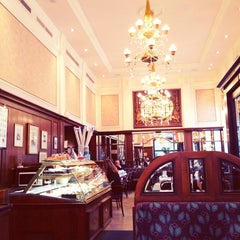 Photo taken at Café Mozart by SY S. on 1/21/2013