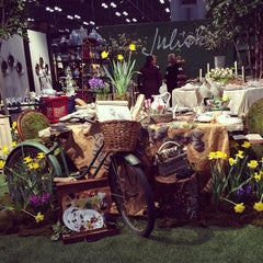Photo taken at NYIGF New York International Gift Fair by Vladyslav B. on 2/3/2014