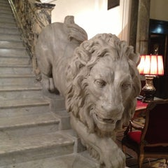 Photo taken at Grand Hotel Plaza by Mauro B. on 12/15/2012