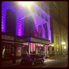 Photo taken at W Hotel by Melanie N. on 5/4/2013