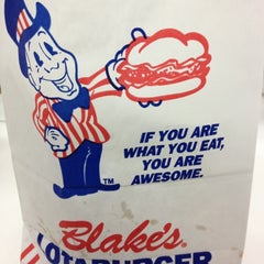 Photo taken at Blake's Lotaburger by Liza S. on 10/8/2012