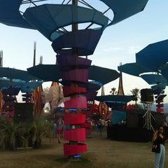 Photo taken at Coachella DoLab by Armando Z. on 4/20/2014