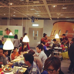 Photo taken at IKEA 宜家家居 by Raymond L. on 11/18/2012
