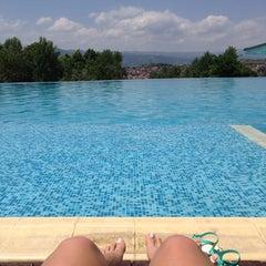 Photo taken at Swimming Pool by Kristina S. on 5/23/2015