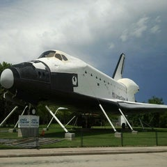 Photo taken at Space Center Houston by Trebor Z. on 9/7/2013