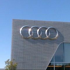 Photo taken at Audi San Diego by Rhandy F. on 4/17/2013