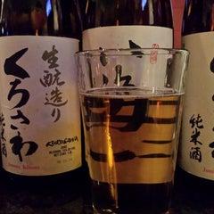 Photo taken at Sushi Yaro by Rhandy F. on 1/24/2015