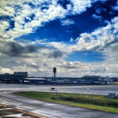 Photo taken at Vancouver International Airport (YVR) by David M. on 6/9/2013