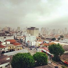 Photo taken at Rua do Oratório by Yaser Y. on 10/22/2013