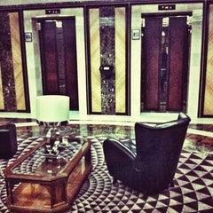 Снимок сделан в Башня «Федерация» / Federation Tower пользователем Pash 11/27/2012