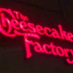 Photo taken at The Cheesecake Factory by Talinda M. on 4/16/2013