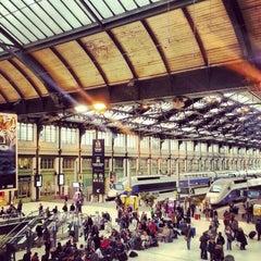 Photo taken at Gare SNCF de Paris Lyon by Nicolas M. on 11/2/2012