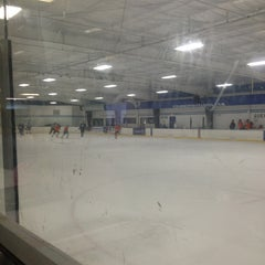 Photo taken at Clearwater Ice Arena by Some G. on 4/6/2013