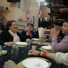 Photo taken at Parrilladas San Luis by Carolina A. on 4/27/2013