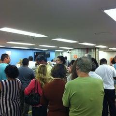 Photo taken at Banco Itaú Uniclass by Daniel R. on 10/1/2012