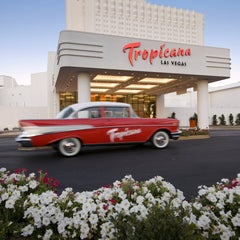 Photo taken at Tropicana Las Vegas by Tropicana Las Vegas on 8/13/2013