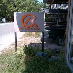 Photo taken at Boy's Organic Coffee Shop by Joanna L. on 5/14/2013