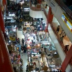 Photo taken at Pasar Pagi Mangga Dua by Ivan I. on 10/21/2012