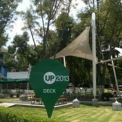 Photo taken at Universidad Panamericana (UP Campus Guadalajara) by Paola S. on 7/26/2013