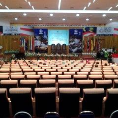 Photo taken at Pusat Latihan Pengajar dan Kemahiran Lanjutan (CIAST) by Aidil K. on 10/6/2012