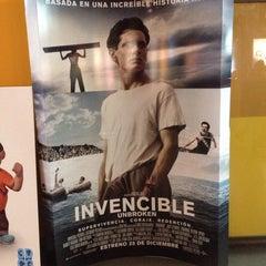 Photo taken at Cines Acec Almenara by Jose R. on 12/27/2014