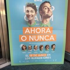 Photo taken at Cines Acec Almenara by Jose R. on 6/22/2015