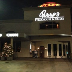 Photo taken at Perry's Steakhouse & Grille by maksim on 12/1/2012