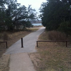 Photo taken at Lake Georgetown by Mark E. on 12/29/2013