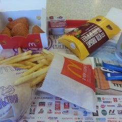 Photo taken at McDonald's by Artemij_Ra on 1/8/2013